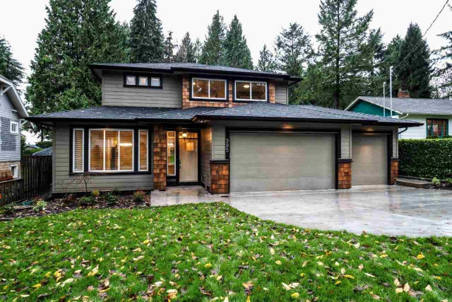 995 SHAKESPEARE AVENUE - Lynn Valley House/Single Family for sale, 7 Bedrooms (R2015672) #1