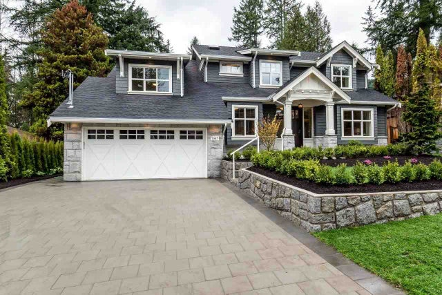3967 HOSKINS ROAD - Lynn Valley House/Single Family for sale, 6 Bedrooms (R2039891) #1