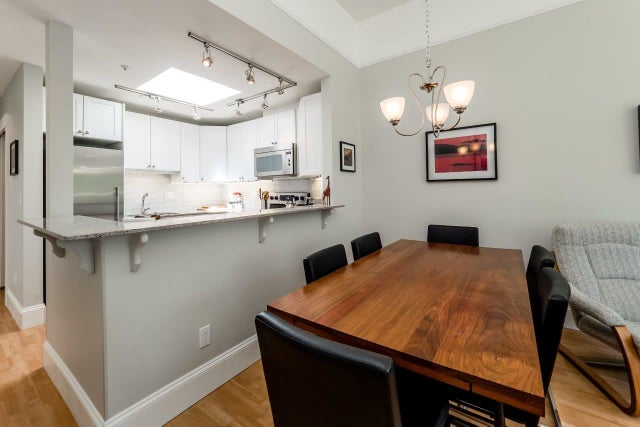 412 128 W 8TH STREET - Central Lonsdale Apartment/Condo for sale, 1 Bedroom (R2071399) #6