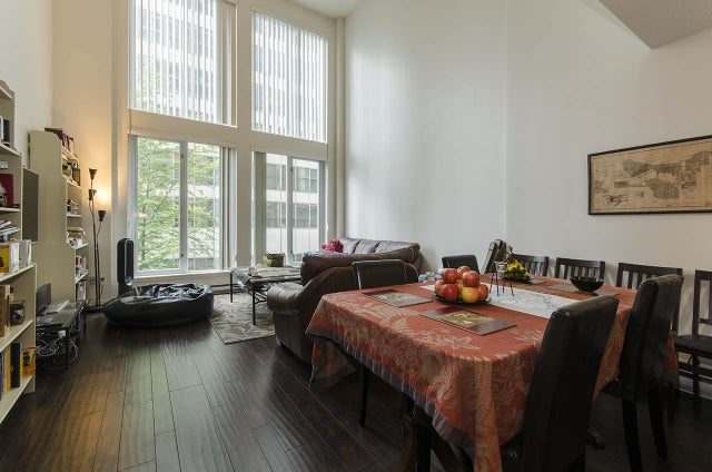 407 610 GRANVILLE STREET - Downtown VW Apartment/Condo for sale, 1 Bedroom (R2079660) #1