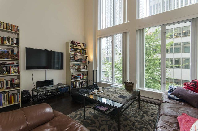 407 610 GRANVILLE STREET - Downtown VW Apartment/Condo for sale, 1 Bedroom (R2079660) #3
