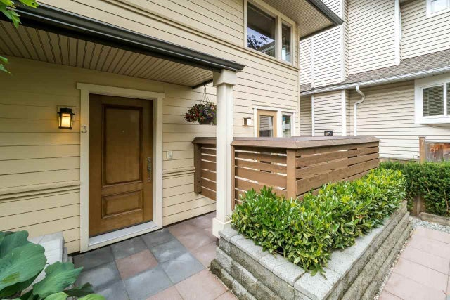 3 215 E 4TH STREET - Lower Lonsdale Townhouse for sale, 3 Bedrooms (R2082263) #2