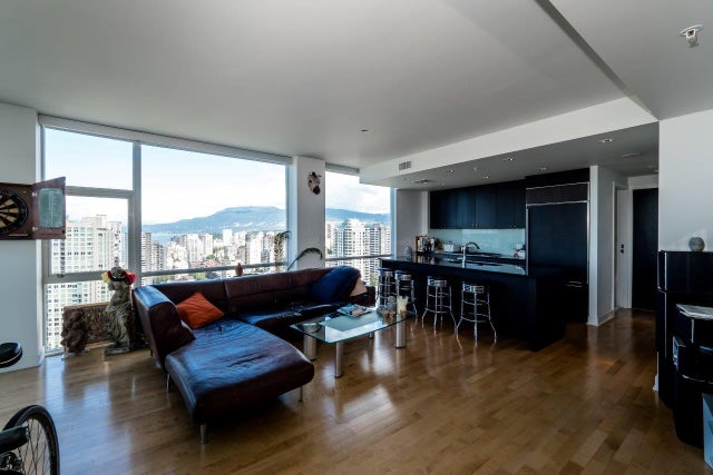 2604 1455 HOWE STREET - Yaletown Apartment/Condo for sale, 2 Bedrooms (R2089412) #4