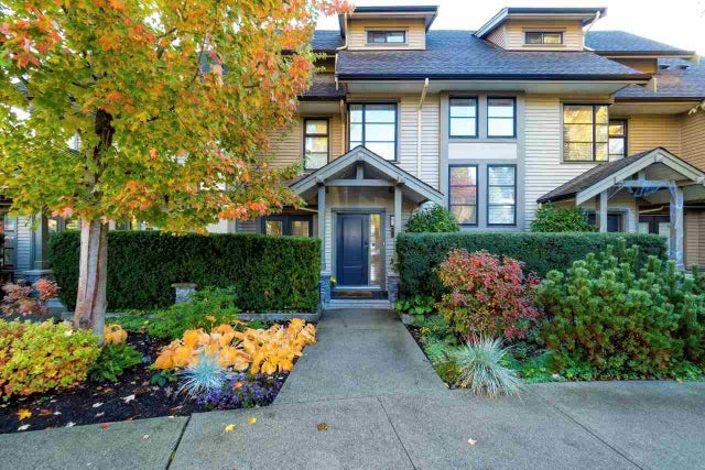 7 3150 SUNNYHURST ROAD - Lynn Valley Townhouse for sale, 3 Bedrooms (R2217982) #1